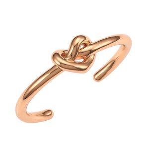 KATE SPADE • Loves Me Knot Statement Cuff Bracelet